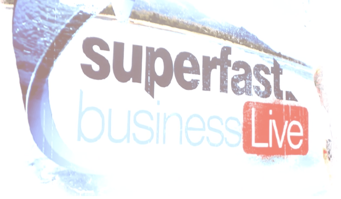 Superfast business Live
