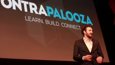 Ezra Firestone on OntraPalooza 2015 event