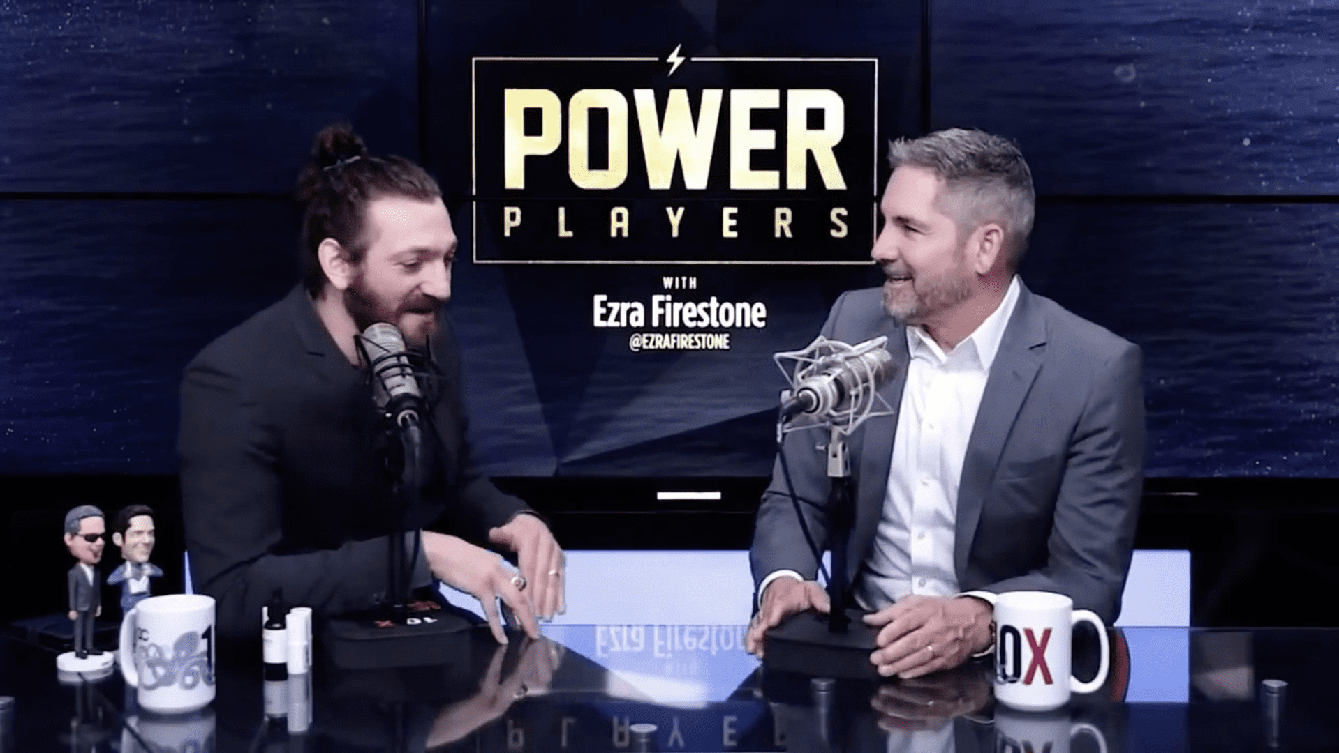 Ezra Firestone and Grant Cardone on the Power Players