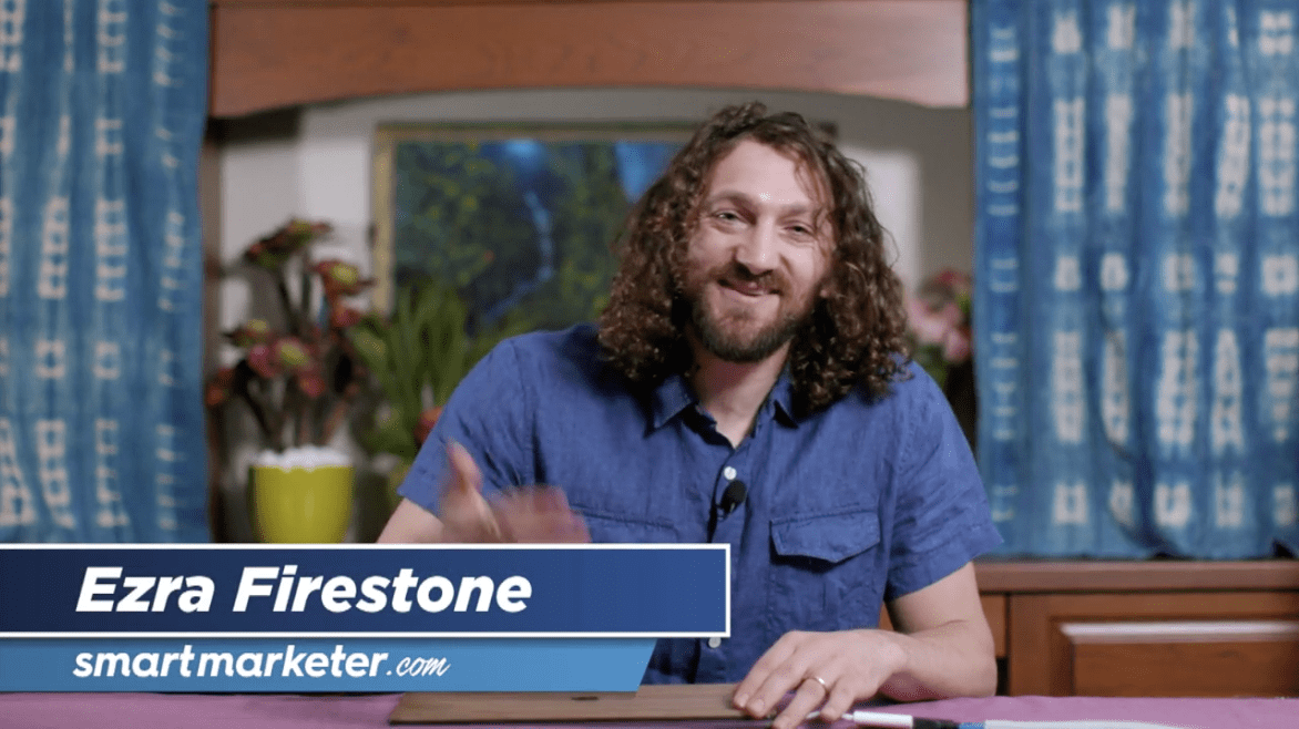 Ezra Firestone - smartmarketer.com