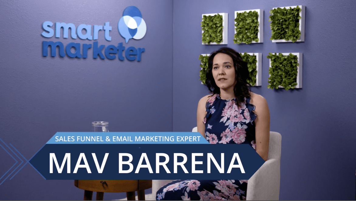 Mav Barrena - Sales Funnel and Email Marketing Expert