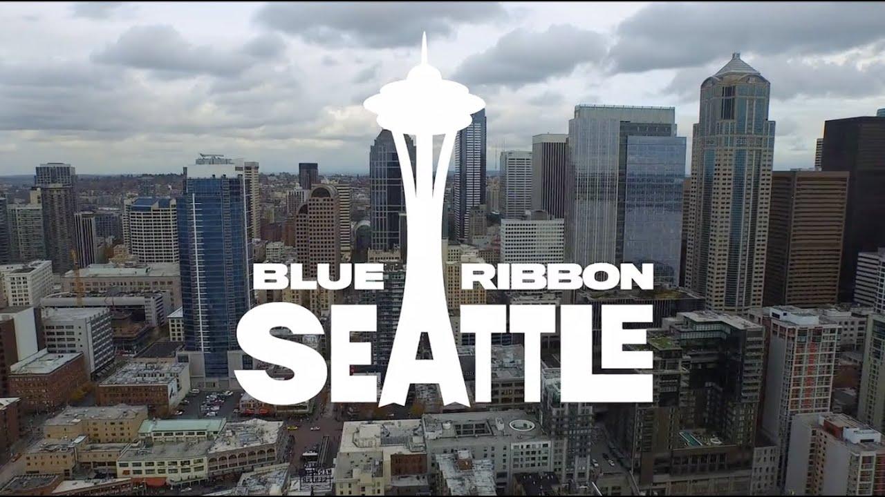 Blue Ribbon in Seattle